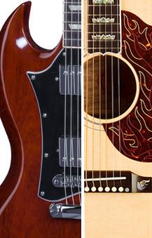 Quelle guitare pour débuter - TF Méthode