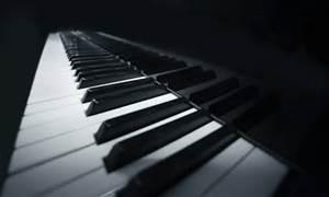 Touches de piano illustrant les leçons de piano à Vaux-sous-Aubigny avec Fouet Thierry professeur de musique.