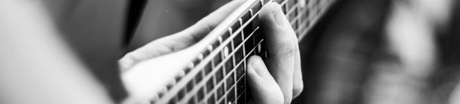 Tarifs des cours de guitare électrique et acoustique